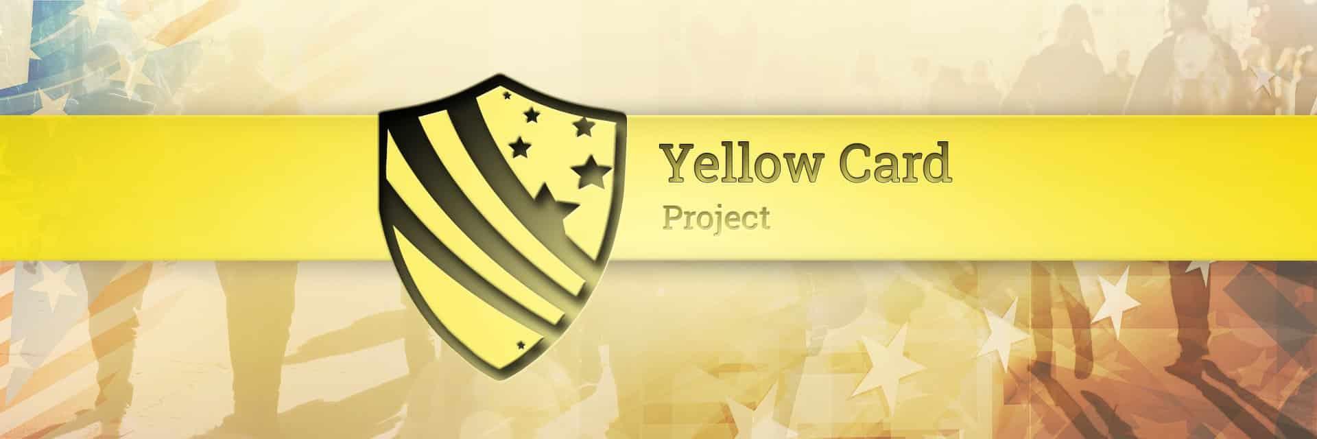 Yellow Card Initiative-2