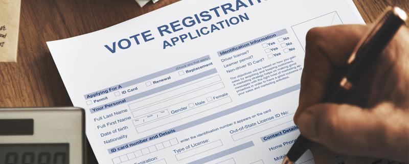 Am I Registerd to Vote?